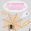 Spooky Writing Competition