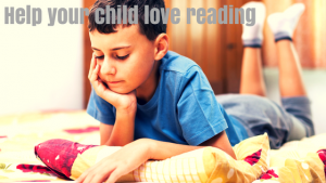 help your child love reading