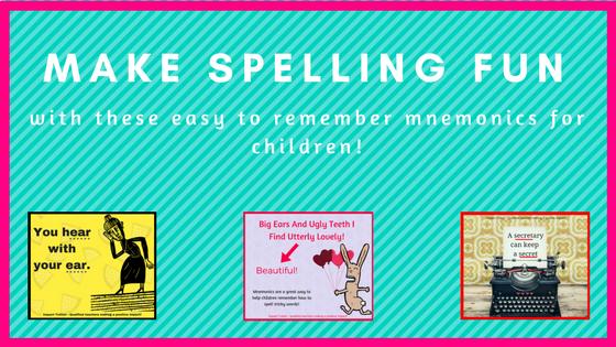spelling tips for kids