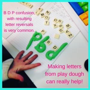 multi-sensory dyslexia tuition